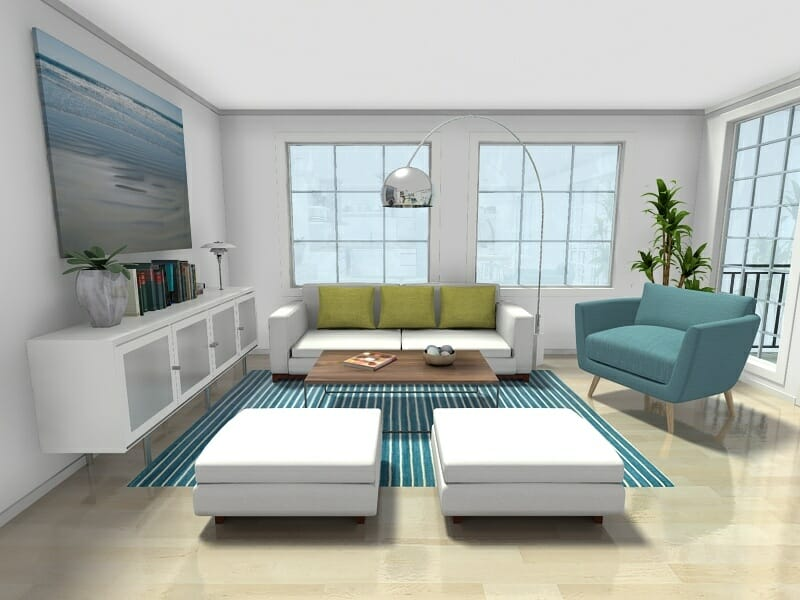 7 Small Room Ideas That Work Big Roomsketcher Blog Part 41