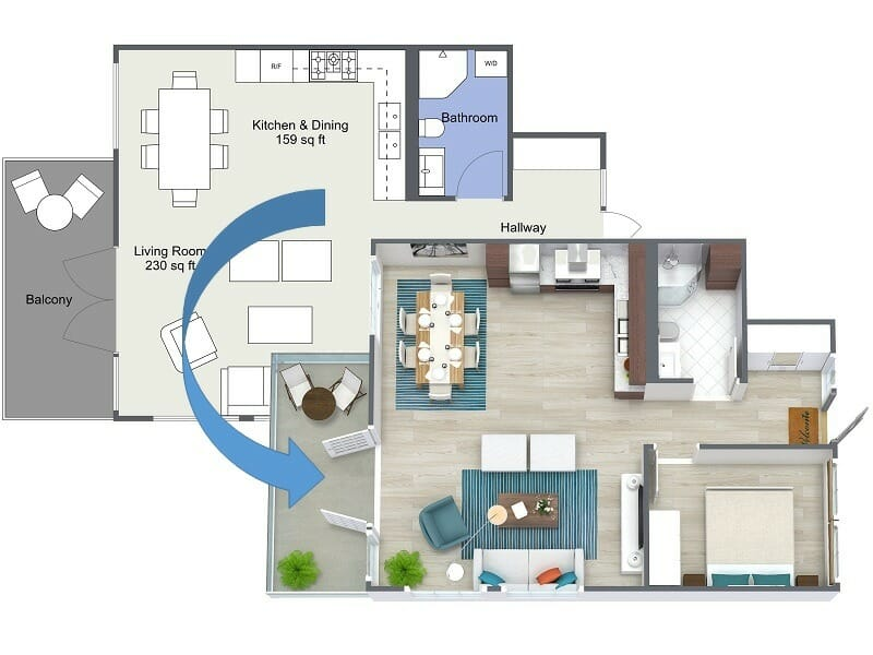 3d Floor Plan Free Trial Software Design Smartdraw Design Visual Building Tutorial Creating A Fire Escape Plan Youtube Free Software To Design And Furnish Your 3d Floor Plan Homebyme Floorplan Live Trend