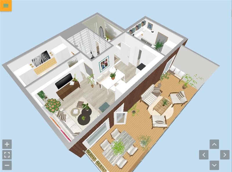 Create Free Blueprints House Online