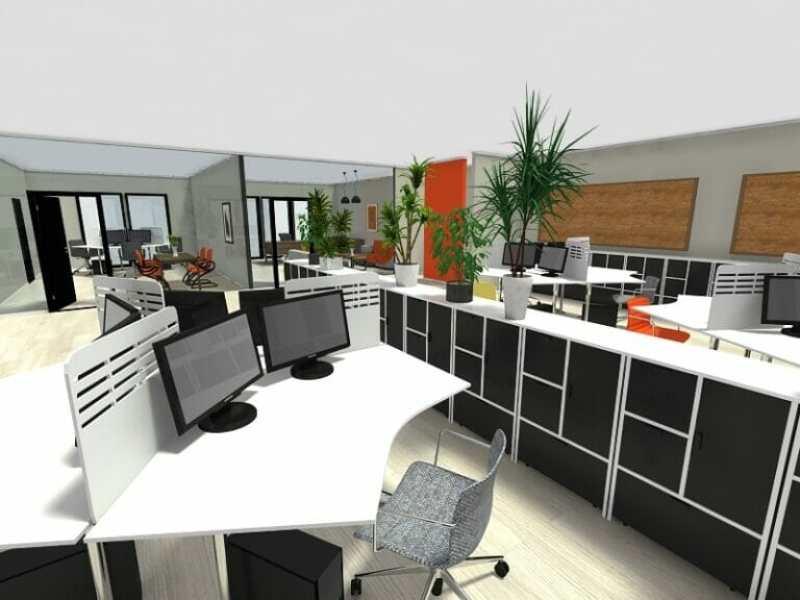 Office interior design software for Office room design software