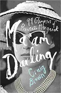 Craig Brown Darling Ma'am book
