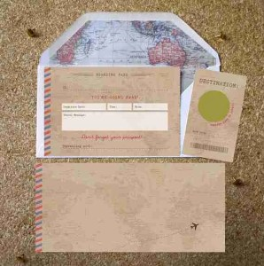 Etsy gift guide vintage scratch off boarding pass travel gift