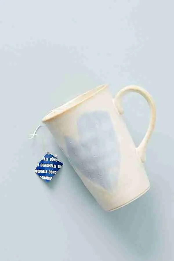 rowan heart mug Anthropologie