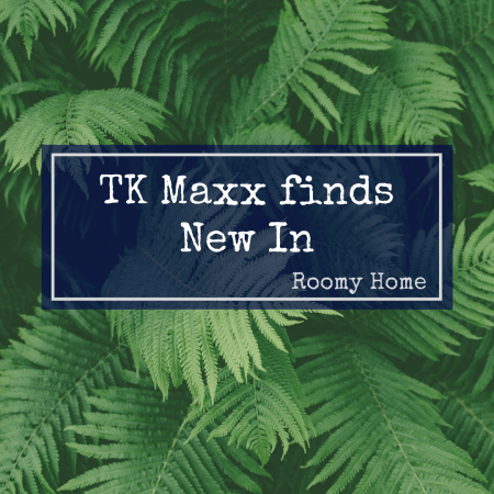 TK Maxx new in HomeSense