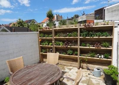 Tuinkast met kruiden – Mariakerke