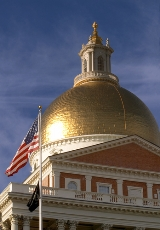 2013 - Picture - Boston State House