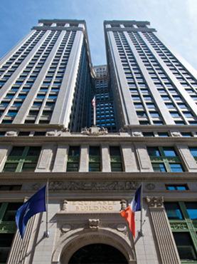 Fidelity's New York Offices