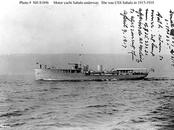 Yacht Sabalo