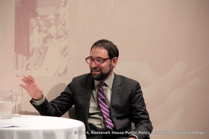"Rick Perlstein – Author, ""The Invisible Bridge: The Fall Of Nixon and The Rise Of Reagan"""