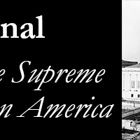 Faculty Journal: Reconsidering the Supreme Court in Partisan America