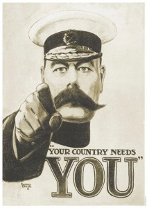 Your Country Needs You, Poster