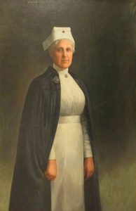 portrait of Jane Delano