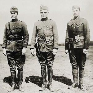 Major Major Theodore Roosevelt Jr