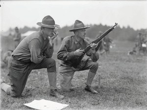 Riflemen Training