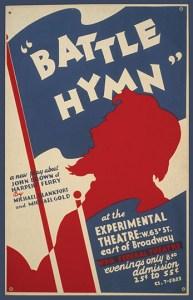 Battle Hymn Poster