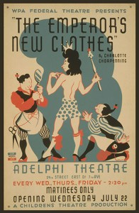 The Emperors New Clothes Poster