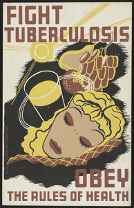 Fight Tuberculosis Poster