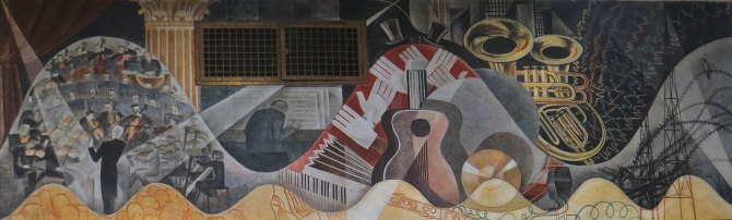 The Evolution of Music and Musical Instruments. Lucienne Bloch.