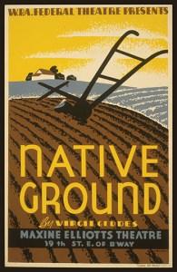 Native Ground Poster