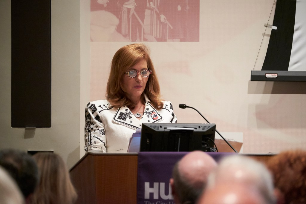 Hunter College President Jennifer J. Raab
