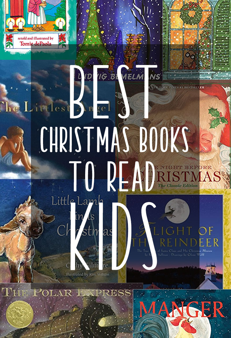 Classic Christmas books for kids - These make great Advent gifts for grandkids!
