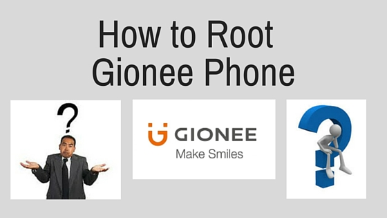 How to root Gionee S6 - Root Guide