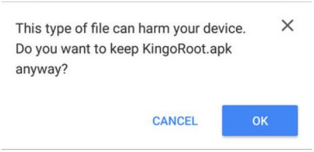 How to Root your Android Device using KingoRoot APK without PC