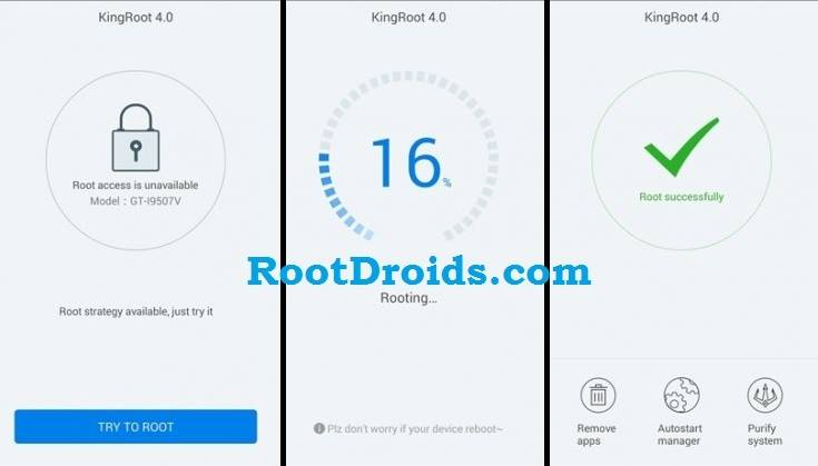 How To Root UUK G47
