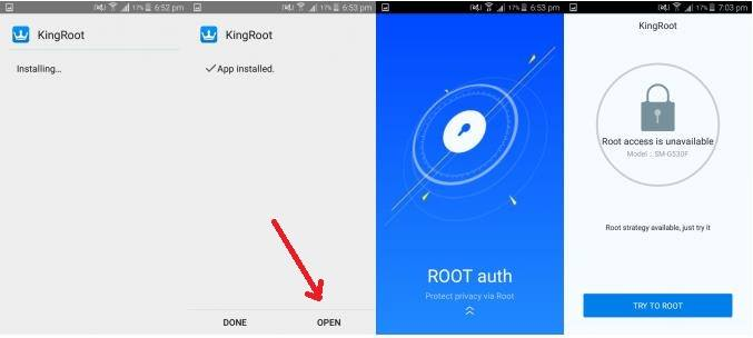 How To Root Inovo iTAB704A