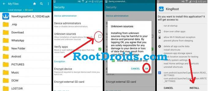 How To Root Singtech F7