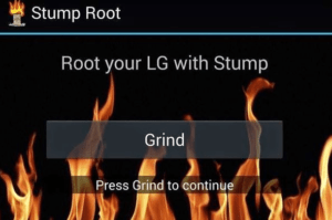Root LG AS855 Ignite