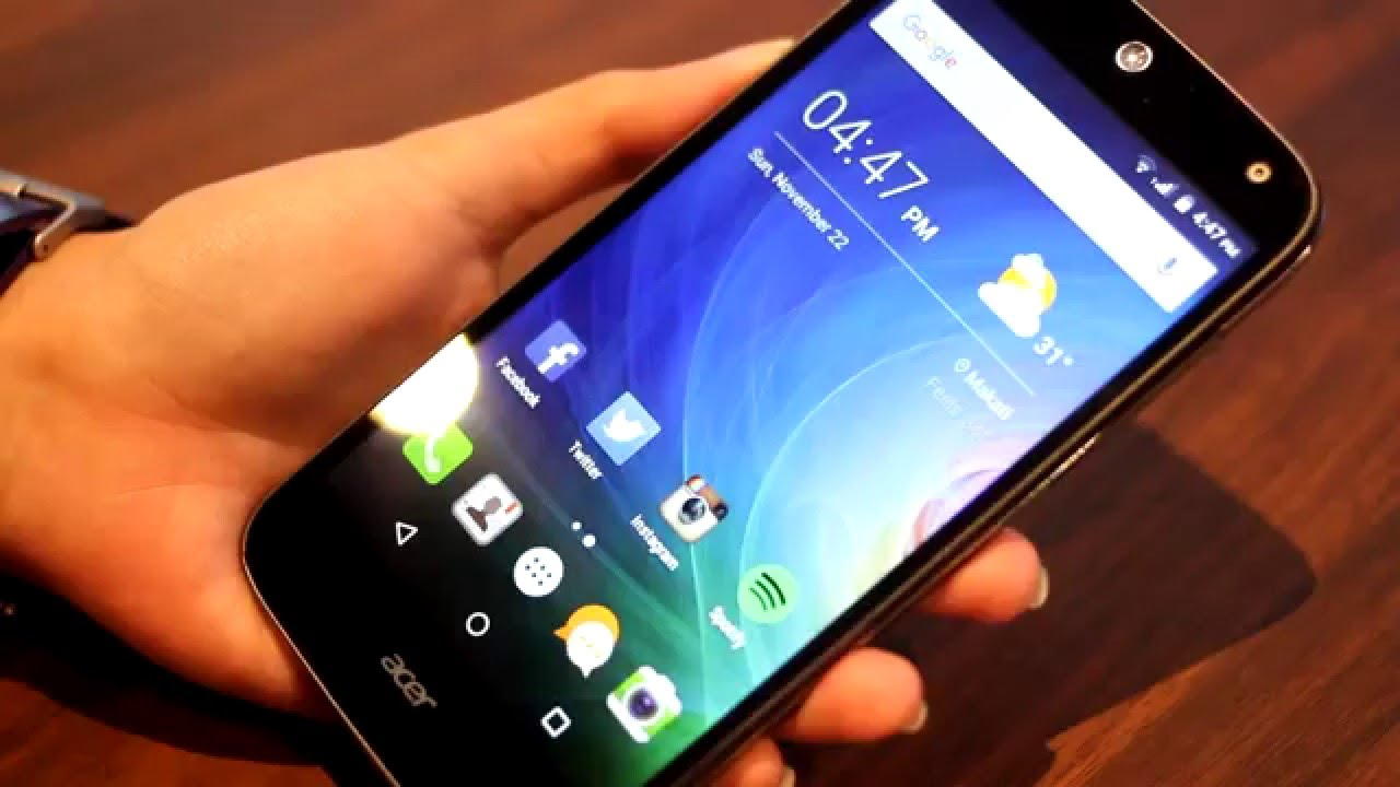 Uninstall Magisk and Unroot your Acer Liquid Z630
