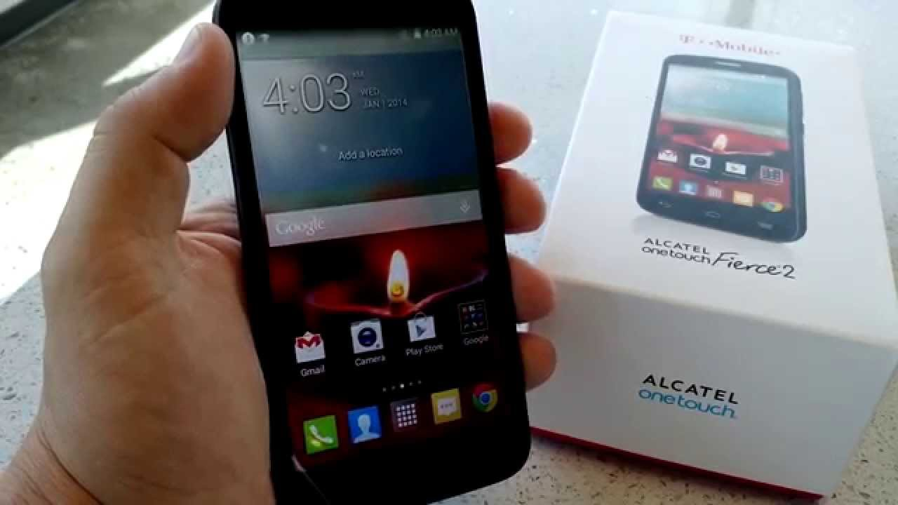 Uninstall Magisk and Unroot your Alcatel Fierce 2