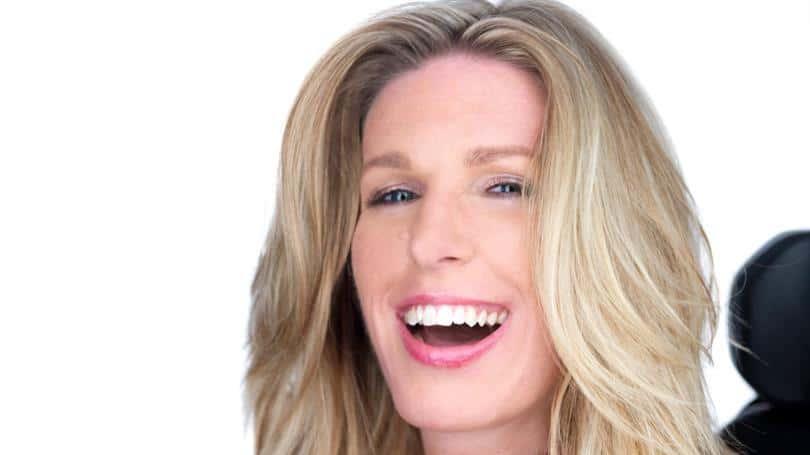 Danielle Sheypuck smiling