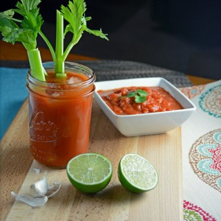 Salsa Bloody Mary