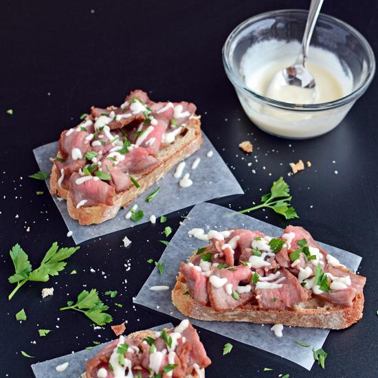 Lower Calorie Blender Gorgonzola Cheese Sauce