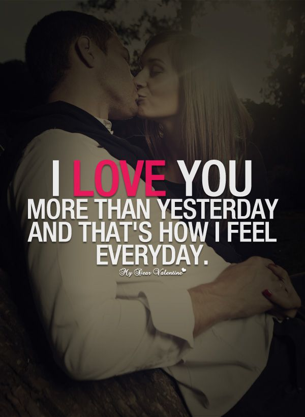 150  I Love You More Than Quotes and Sayings     Funny   Romantic i love you more than image