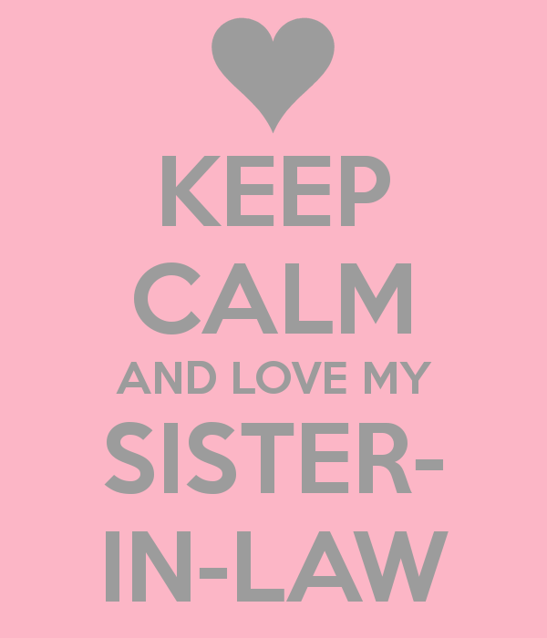 quotes about my sister in law