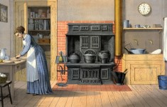 23 Delightful 19th Century Kitchen That You Have To Try