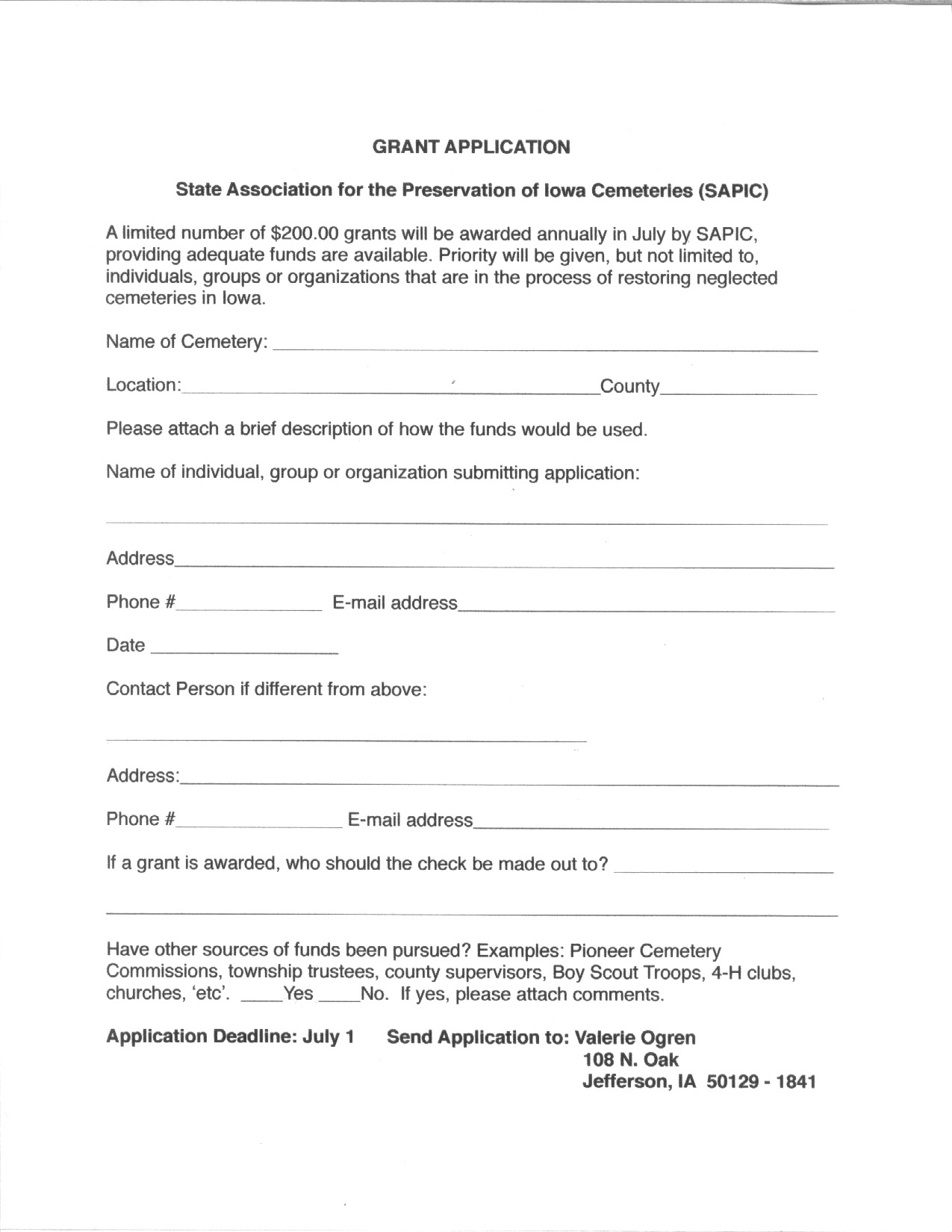 Doc441631 Sample Leave Application Form Leave Of Absence – Format of Leave Application Form