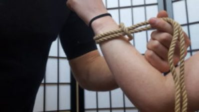 the slip knot part of the fast column tie