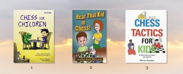 three chess books