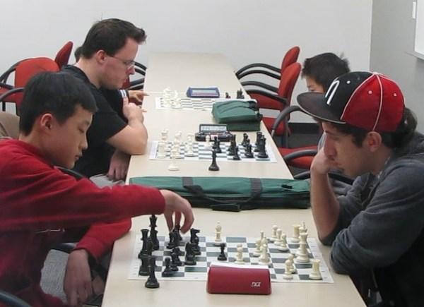 speed chess tournament in Utah
