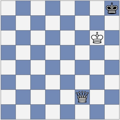 What is the best queen move for White?