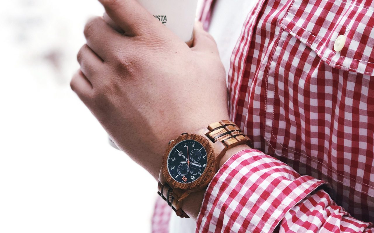 Surprise Your Love with a Unique Wooden Watch + Giveaway