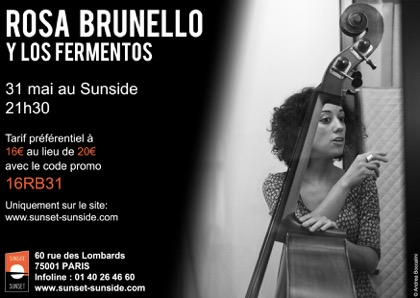 Rosa BRUNELLO_sunside