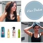 Hair Routine [Vidéo]