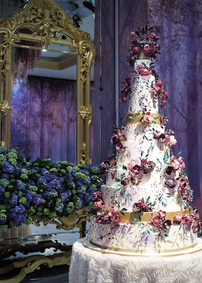 Wedding Cakes Rosalind Miller Cakes London UK