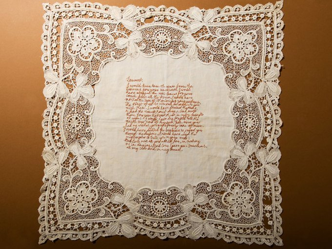Stitch Love Letter   Rosalind Wyatt