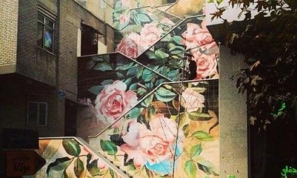 Stairway_to_Heavon_Tiles_Roses_Tehran_Iran